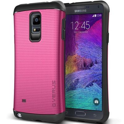 Verus Thor Heavy Drop Skal till Samsung Galaxy Note 4 (Magenta)