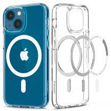SpigenSpigen Ultra Hybrid Magsafe Mobilskal iPhone 13 - Vit