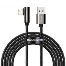 BASEUSBaseus Mobile Game Lightning Kabel USB 2,4A 1m - Svart