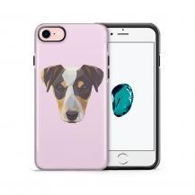 Tough mobilskal till Apple iPhone 7/8 - Jack Russell Terrier