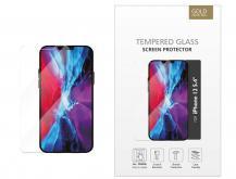 GEARiPhone 12 Mini   GEAR Härdat Glas 2.5D Full Cover - Clear