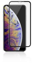 SiGNSiGN Heltäckande Skärmskydd i Härdat Glas för iPhone 11 Pro-X-XS + Monteringsram