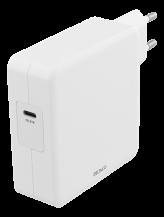 DeltacoDELTACO 87 W USB-C Nätadapter, snabbladdning