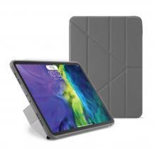 PipettoPipetto iPad Pro 2020 11-tums TPU Origami fodra - Mörkgrå