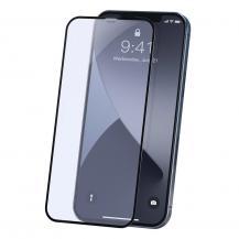 BASEUSBaseus 2x Anti-Blå ljus Härdat glas iPhone 12 mini Svart