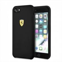 FerrariFerrari Case skal iPhone 7/8 Svart Silikon