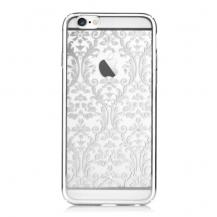 DeviaDevia skal med Swarovski-stenar till iPhone 6 / 6S - Pattern Silver