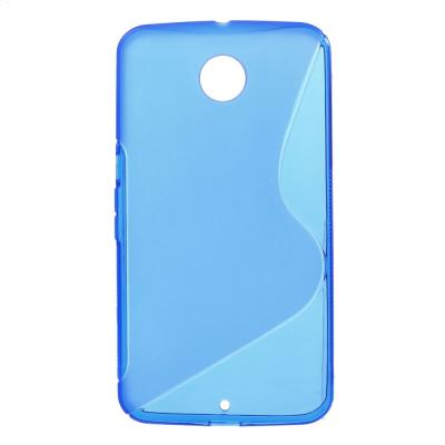 Flexicase Skal till Google Nexus 6 - Blå