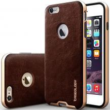 CaseologyCaseology Bumper Frame Skal till Apple iPhone 6 / 6S - Brun