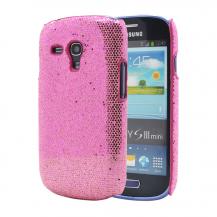 OEMGlitter Skal till Samsung Galaxy S3 mini i8190 (Rosa)