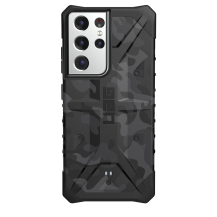 UAGUAG Samsung Galaxy S21 Ultra Pathfinder-Fodral Midnight Camo