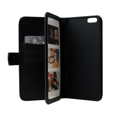 GEAR Plånboksfodral 3.0 till Apple iPhone 6(S) Plus - Svart