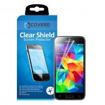 CoveredGearCoveredGear Clear Shield skärmskydd till Samsung Galaxy S5 Mini (2-PACK)