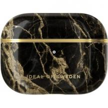 iDeal of SwedenIdeal Apple Airpods Pro Case Golden Smoke Marble