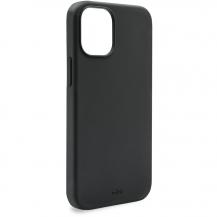 PuroPuro - Icon Skal iPhone 12 Pro Max - Svart