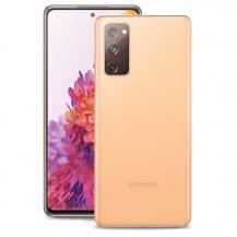 PuroPuro - Nude Mobilskal Samsung Galaxy S20 FE - Transparent