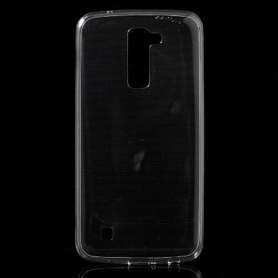 Ultra Slim FlexiSkal till LG K10 - Transparent