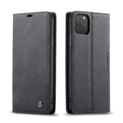 CASEME Plånboksfodral för iPhone 11 Pro Max - Svart