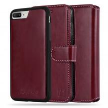 CoveredGearCoveredGear Texas Plånboksfodral till iPhone 7/8 Plus - Burgundy