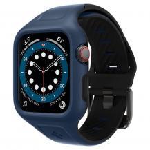SpigenSpigen - Liquid Air Pro Apple Watch 4/5/6/Se (44mm) - Blå