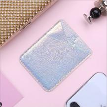 FlovemeFloveme kreditkortshållare för smartphones - Shiny Silver