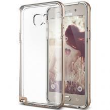 VERUSVerus Crystal Bumper Skal till Samsung Galaxy Note 5 - Gold
