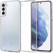 SpigenSPIGEN Liquid Crystal Skal Galaxy S21 Glitter Crystal