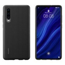 HuaweiHuawei Protective Case PU Cover P30 skal Svart