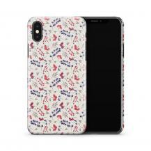 TheMobileStore Slim CasesDesigner Skal till Apple iPhone X/XS - Pat2051