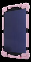 """DeltacoDELTACO Skal i silikon för 7-8"""" surfplattor- rosa"""