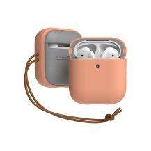 VERUSVRS DESIGN   Modern Skal Apple Airpods - Peach
