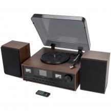 DenverDenver Retro Music System TT/BT/DAB+/FM/CD 2x5W