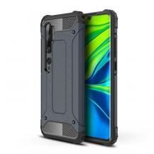 HurtelHybrid Armor skal Xiaomi Mi Note 10/10 Pro/Mi CC9 Pro Blå