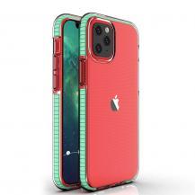 HurtelSpring Case iPhone 12/12 Pro skal mint