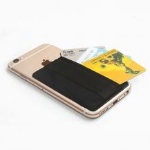 A-One BrandKreditkortshållare för smartphones - Svart