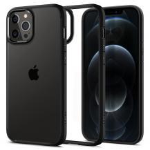 SpigenSPIGEN Ultra Hybrid Skal iPhone 12 Pro Max - Matte Black