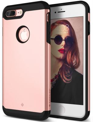 Caseology Titan Skal till iPhone 7 Plus - Rose Gold  ecc583391b26e