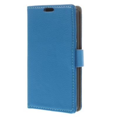 Plånboksfodral till LG L Fino - Blå