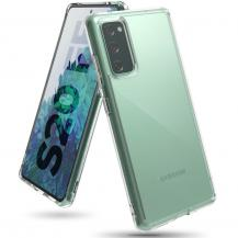 RingkeRingke | Fusion Mobilskal Galaxy S20 FE - Clear