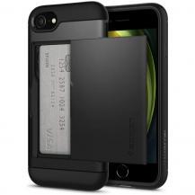 SpigenSPIGEN Slim Armor Cs iPhone 7/8/SE 2020 Black