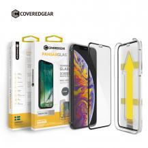CoveredGearCoveredGear Easy App härdat glas skärmskydd till iPhone 8 Plus / 7 Plus - Svart