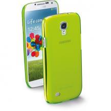 CellularLineCellularLine Cool Fluo transparent hårdplastskal för Samsung Galaxy S4 - (Grön)