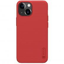 NillkinNillkin Super Frosted Shield Pro Skal iPhone 13 Mini - Röd