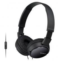 SonySony Headset MDR-ZX110AP - Svart