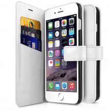 ItSkinsITSKINS Bookcase Plånboksväska till iPhone 6/6S/7/8 Plus - Vit