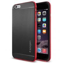 SpigenSPIGEN Neo Hybrid Skal till Apple iPhone 6(S) Plus (Röd)