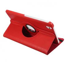 A-One BrandRotating Fodral till Samsung Tab Pro 8,4 (Röd)