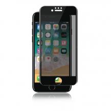 PanzerPanzer - Curved Privacy Glass 2-way iPhone 8/7/6S - Svart