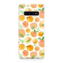 TheMobileStore Slim CasesDesigner Skal till Samsung Galaxy S10 - Pat2284