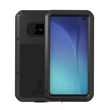A-One BrandLOVE MEI Extra Tåligt Skal för Samsung Galaxy S10e - Svart